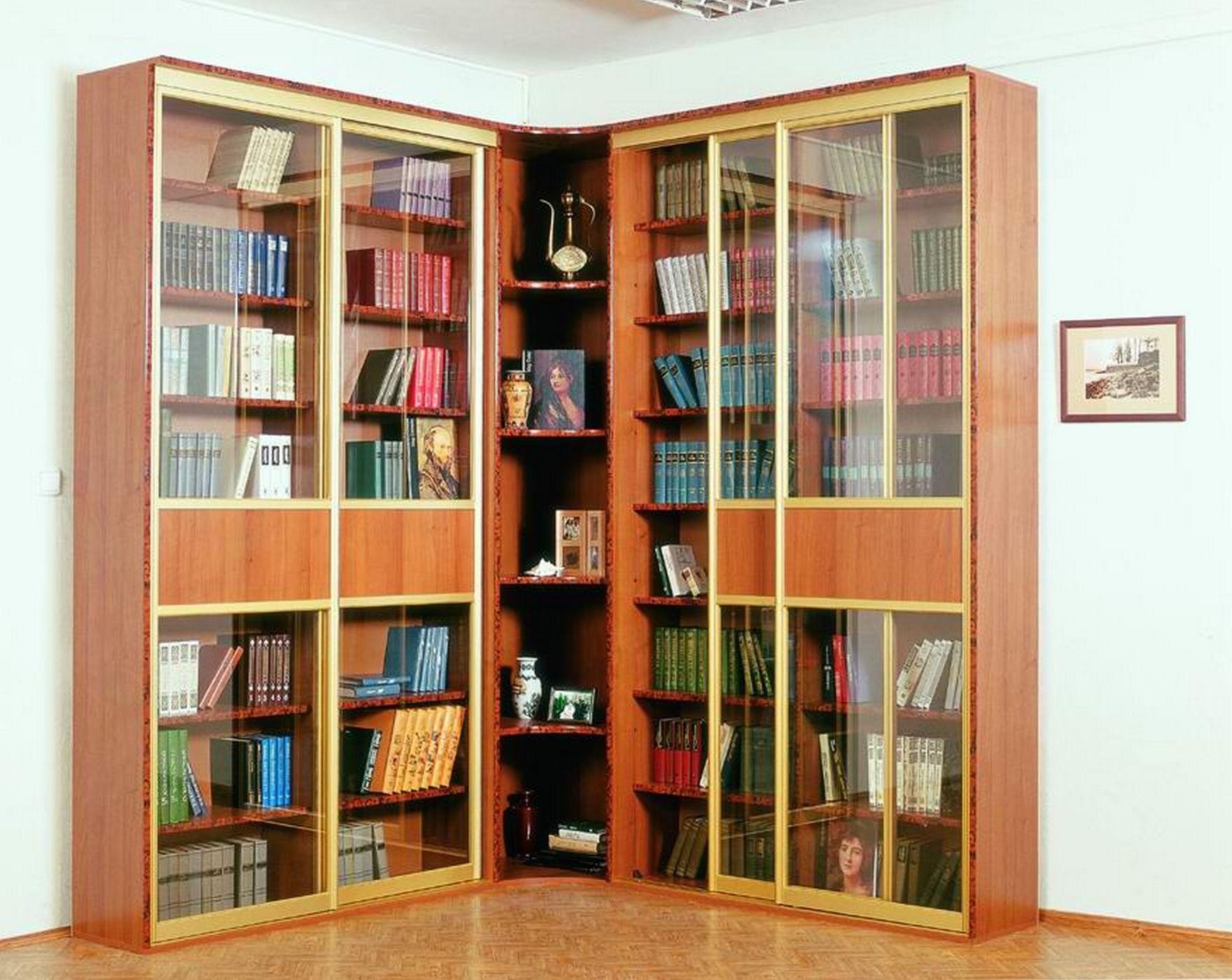 Купе для книжного шкафа
