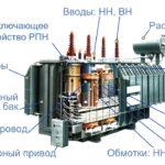 Силовые трансформаторы и трансформаторные подстанции