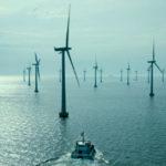 В Европе существенно снизилась цена на электричество с морских ветряных электростанций