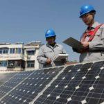 Китай продолжает осваивать солнечную энергию