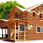 Строительство каркасных домов: необходимые материалы