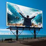 Уличный экран – отличный способ для организации эффективной рекламы