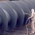 Значение защитных покрытий металлических поверхностей в промышленности