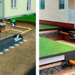 Виды дренажных систем жилого дома