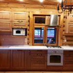 Кухня из массива своими руками: нюансы разных пород древесины