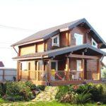 Разновидность типов деревянных домов